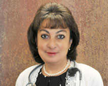 Amal Ibrahim, MD  –  Pediatrics