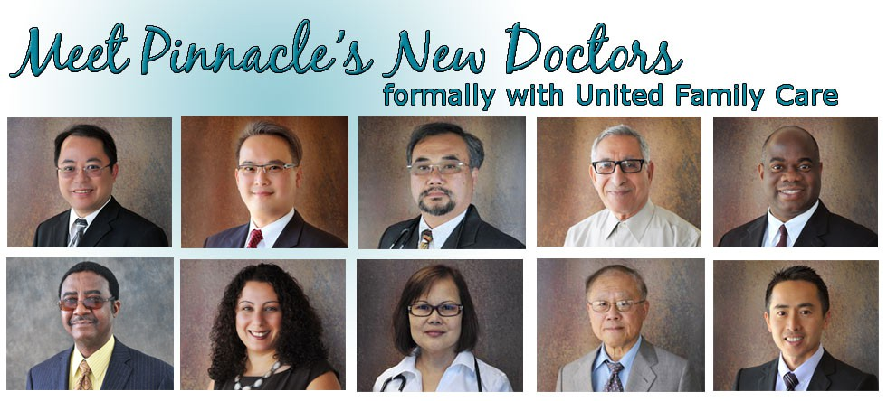 New Doctors from United Family Care